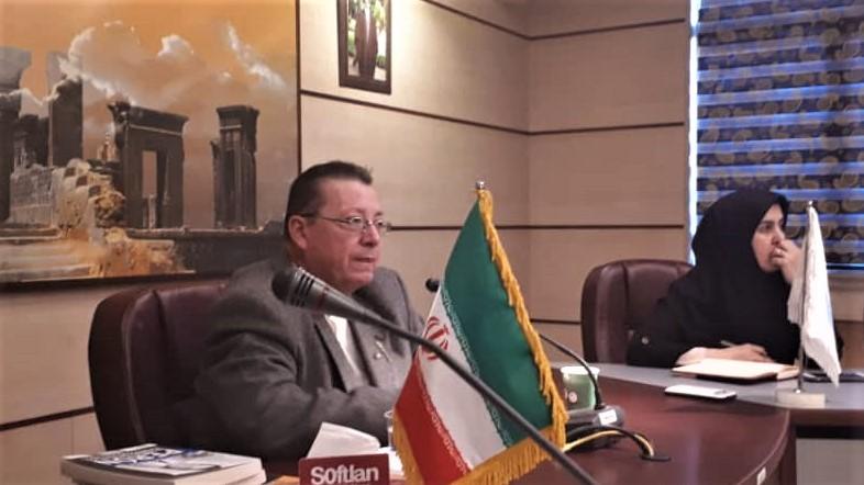 Viaje del Dr. Barrios a Irán  por Sheij Abdul Karim Paz  5° Parte